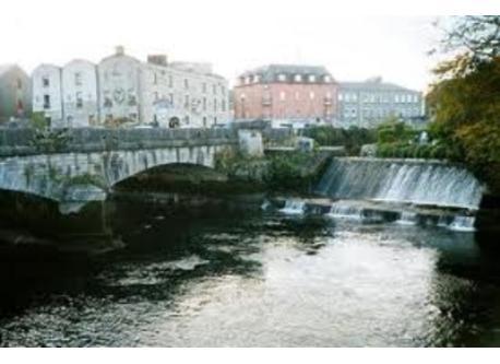 Galway City Bridge