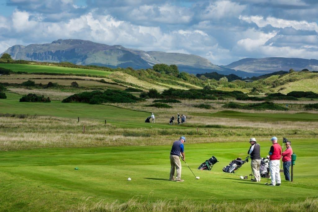County Sligo Golf Club, Rosses Point (30 mins).