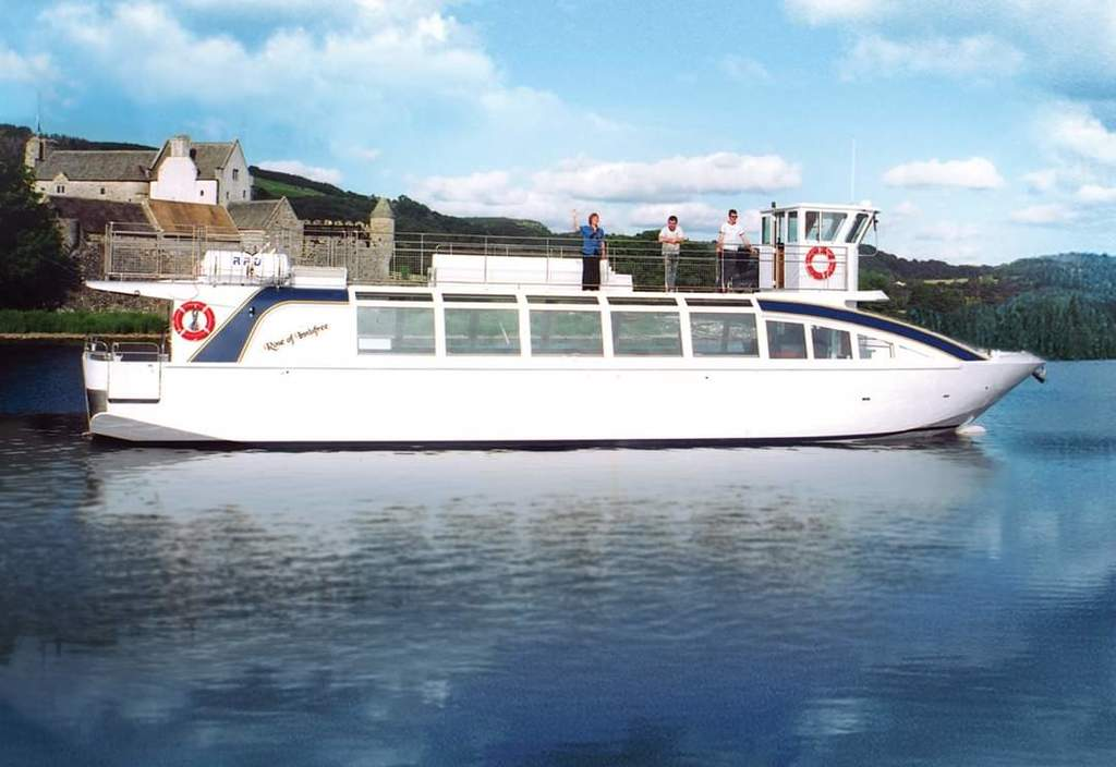 Take a boat trip on Lough Gill. The boat leaves from Parkes Castle (10 mins).
