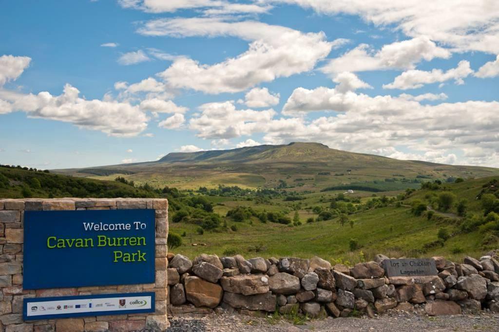 The Cavan Burren Park, Blacklion, Co. Cavan  http://www.cavanburrenpark.ie/ (35 mins)