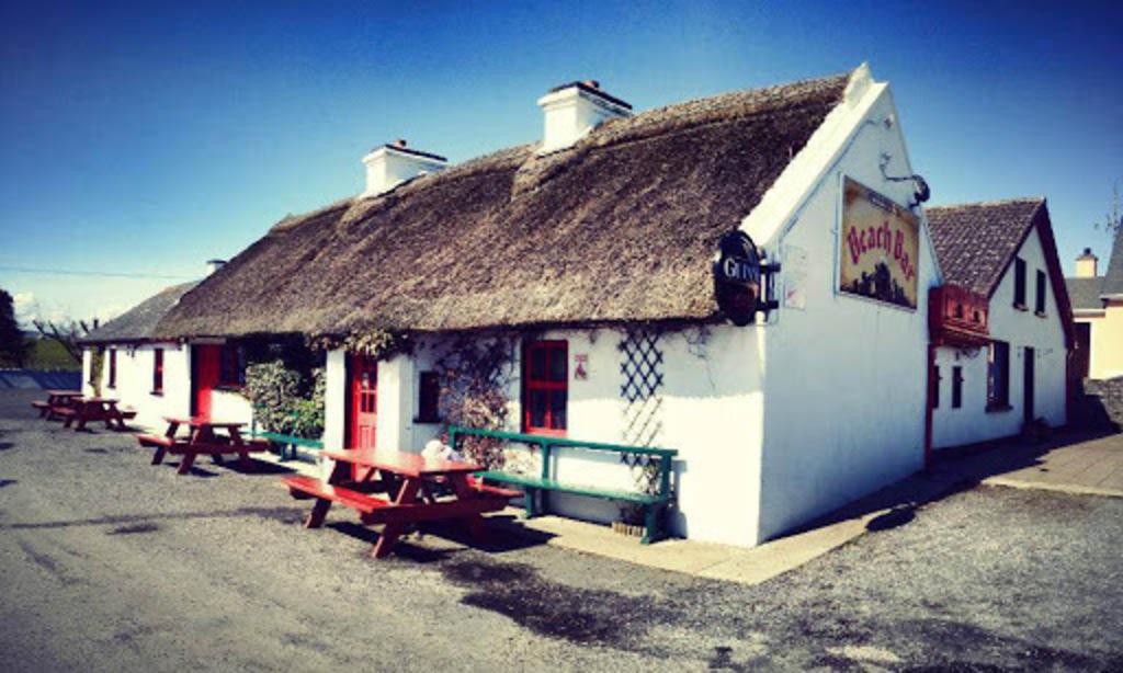 Beach Bar, Templeboy, Co Sligo (35 mins)
