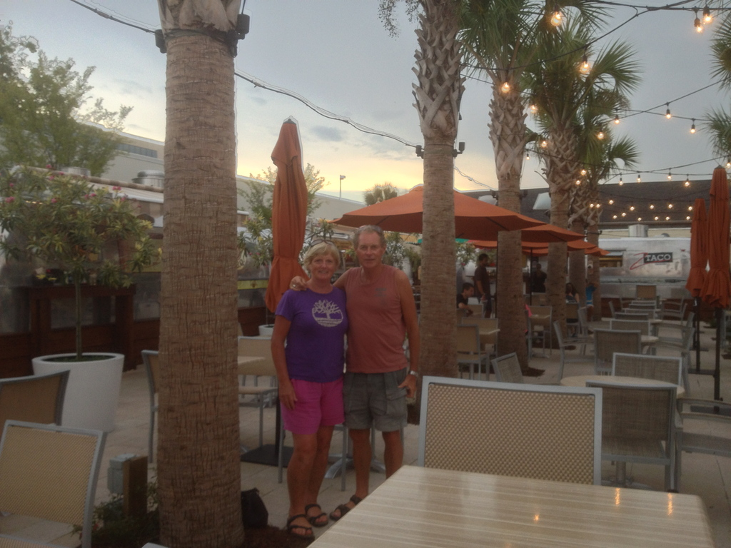 Exchange hols in Pensacola/New Orleans