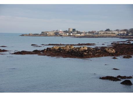 View of Sandycove from Dunlaoghaire