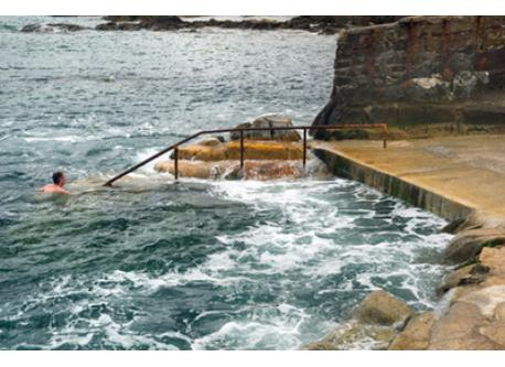 Forty Foot Sandycove