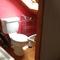 Ensuite bathroom off double bedroom
