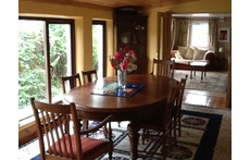 Dining  room to TV Room