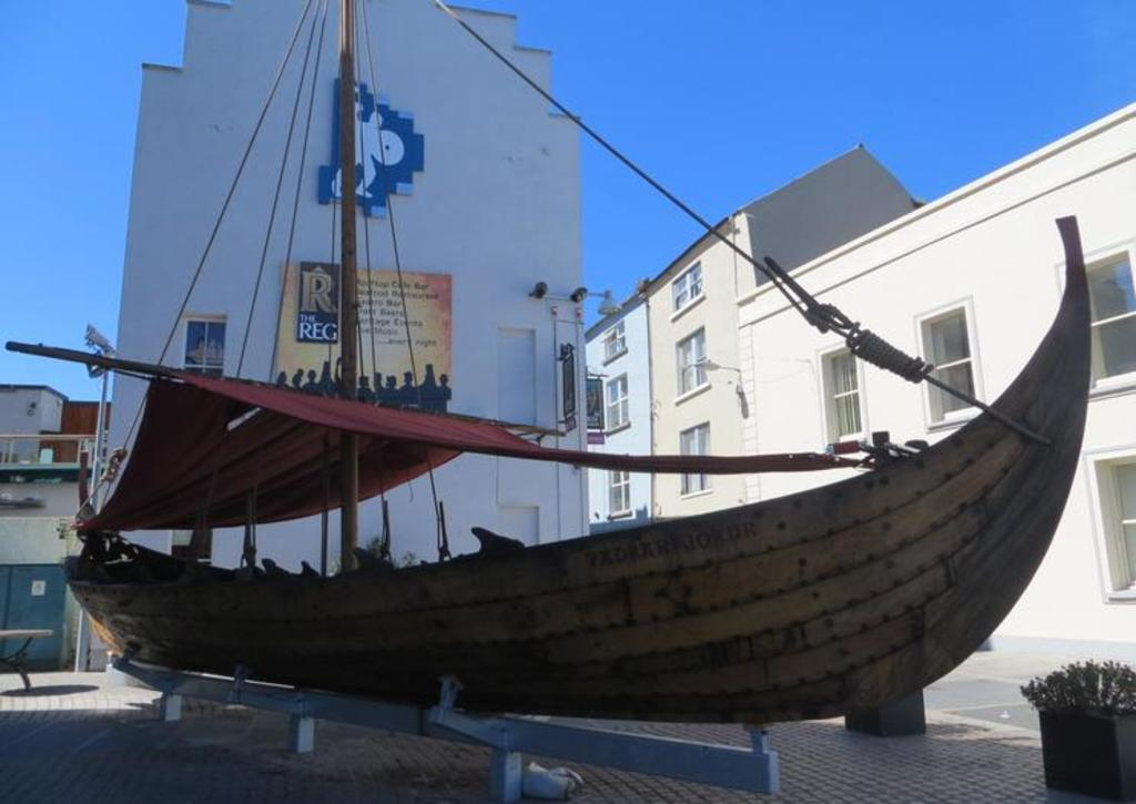 Viking Quarter, Waterford City.