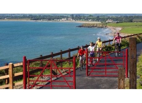 Walk or cycle  on our beautiful greenway!