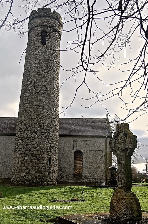 Round Tower, Castledermot, near Carlow (7 km)