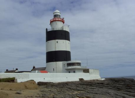 Hook Head lighthouse, County Wexford, 90 km
