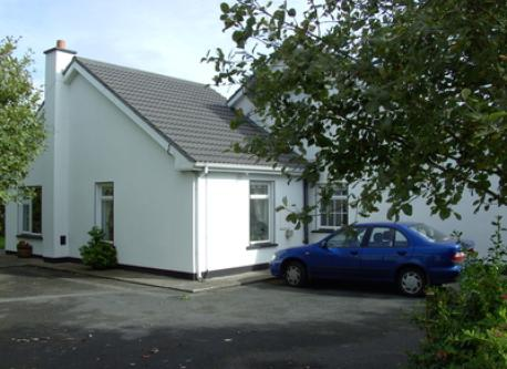 Extension to house (built 2004)
