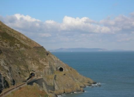 Cliff Walk   Bray
