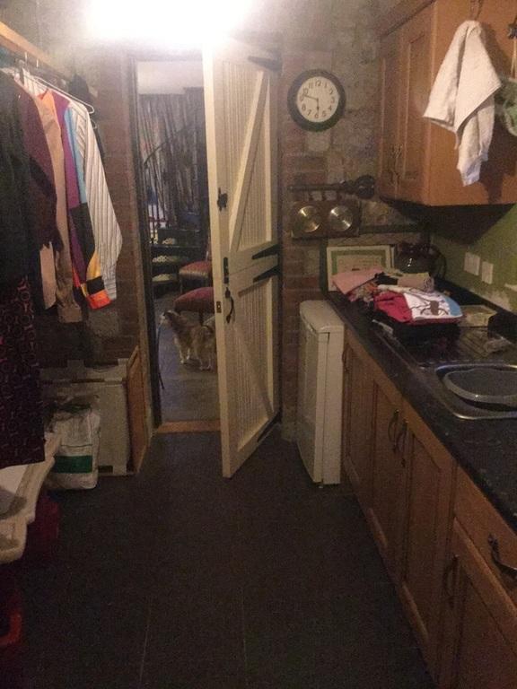 Utility/ laundry room