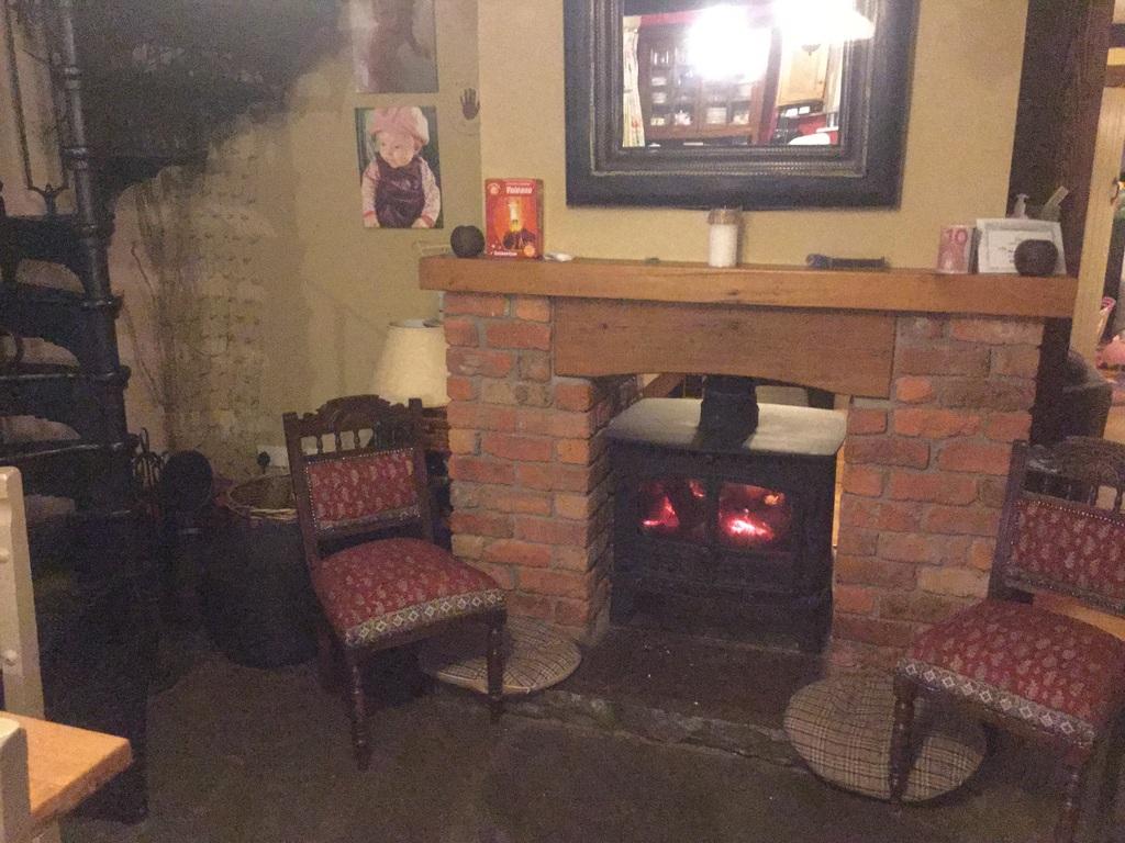 Kitchen-  fireside