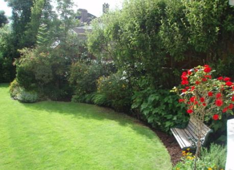 Garden Right
