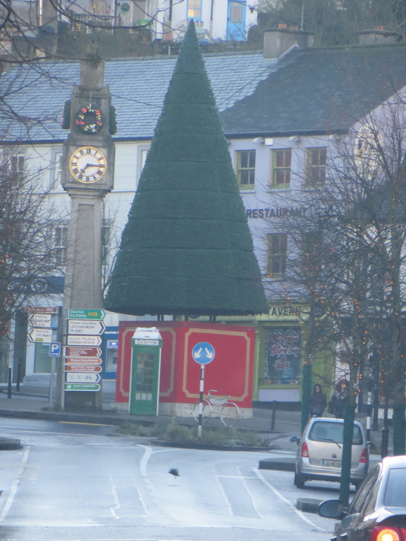 Westport Christmas time