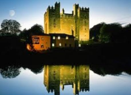 Bunratty Castle is less than 20 minutes drive from Quin