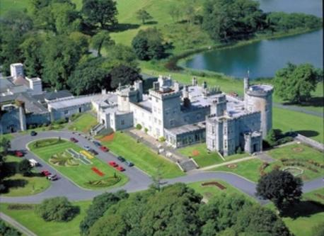 Dromoland Castle is a 10 minute drive from Quin