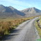 Mountains in the heart of Connemara.