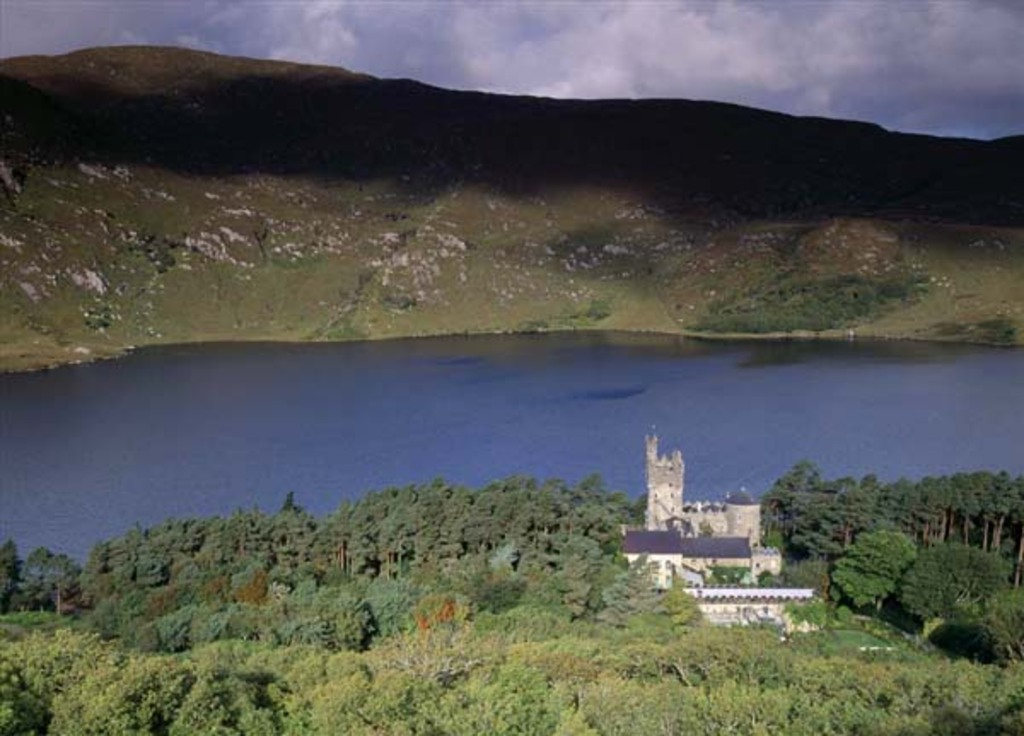 Go trekking in Glenveagh National Park (35 mins by car) -the second largest in Ireland.