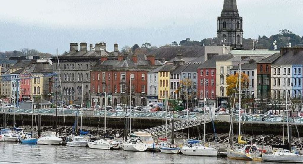 Waterford city 35 minutes from Dungarvan