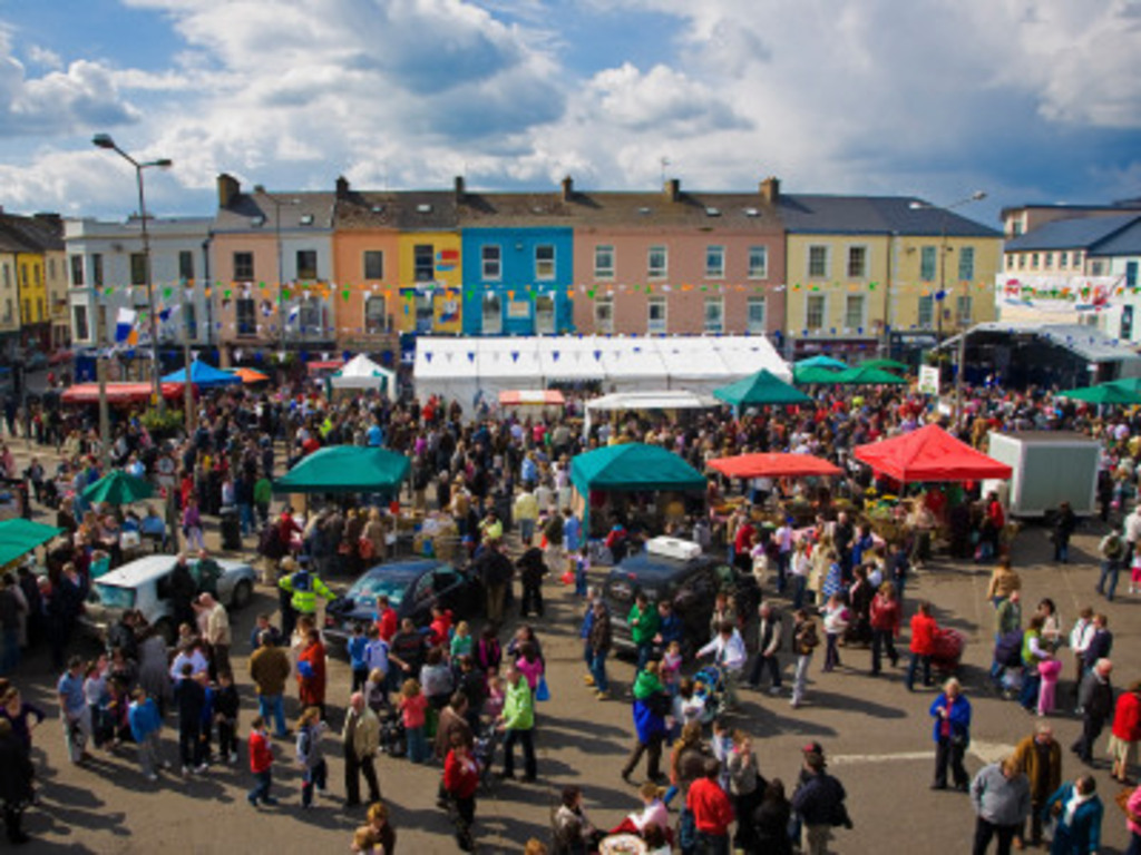 Festival of food Dungarvan