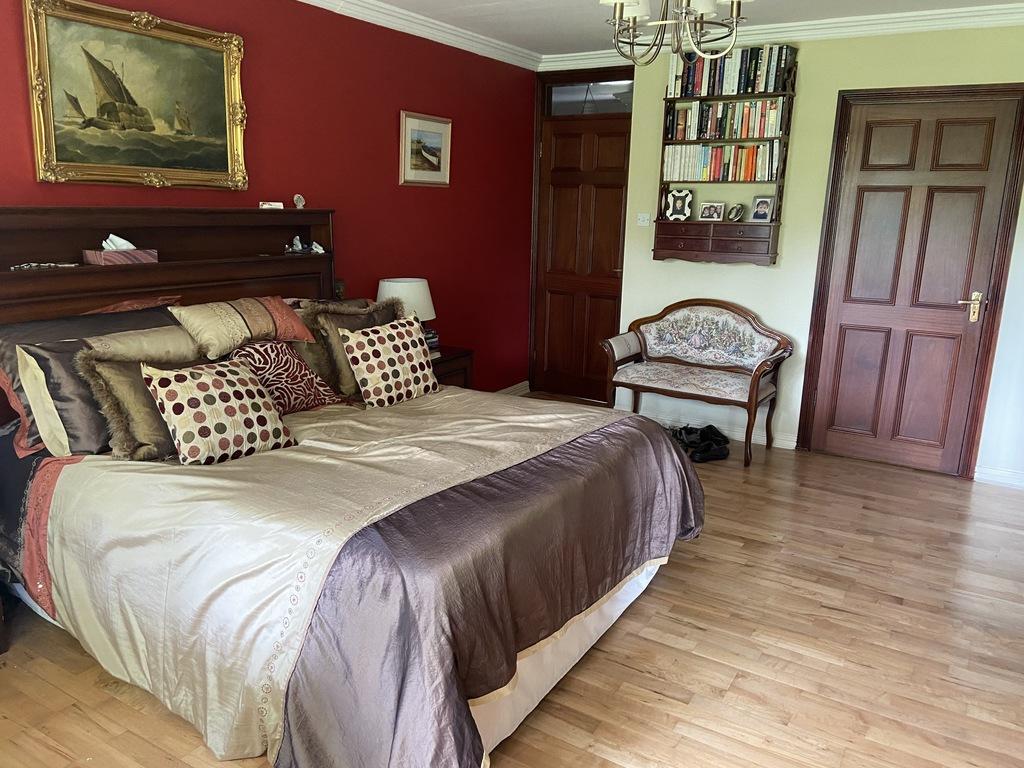 Master Bed room Foto 1 of 4.