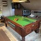 Pool Table and darts .