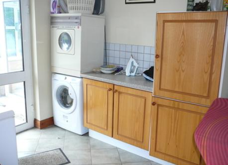 Utility room (washing machine, dryer etc)