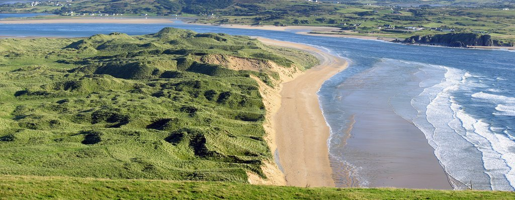 Lagg Sand Dunes, Highest Sand Dunes in Europe (5km)  [ © Marco Marcella , www.panoramio.com ]