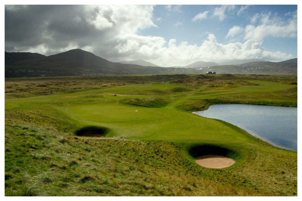 World Class Golf at Ballyliffin (6km)