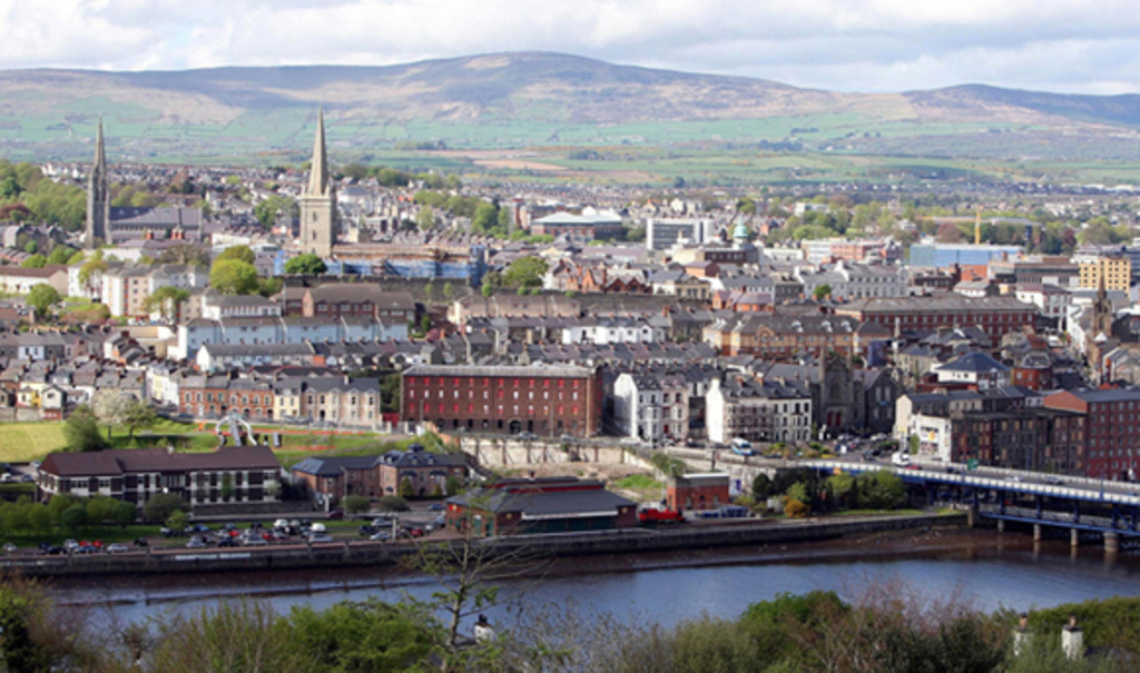 Derry by day (35km)