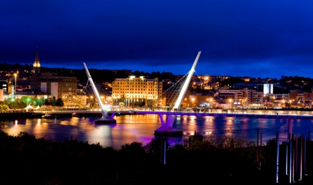 Derry by night (35km)