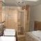 On-suite in main bedroom upstairs