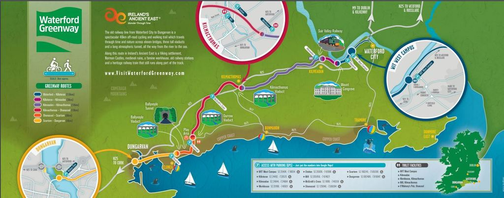The Greenway Map