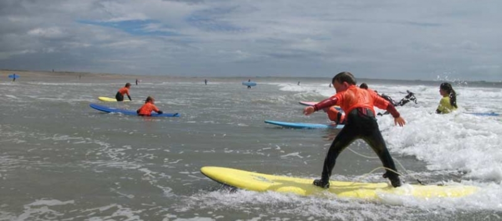 Kids' Surf Camp in Tramore