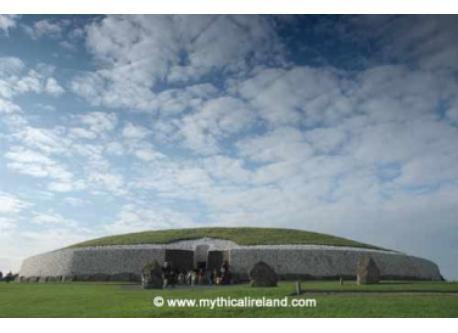 Newgrange Pre-historic Burial Site