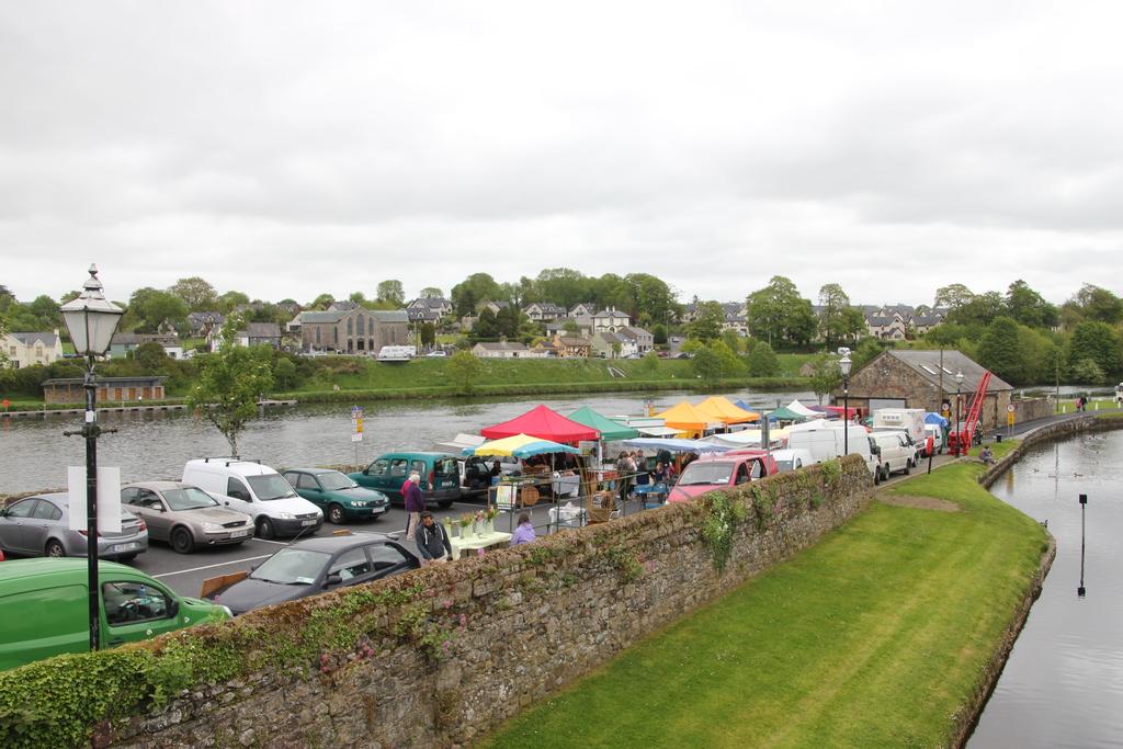 Farmers market in Killaloe on Sunday.