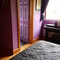 Second bedroom. King-size bed & bathroom ensuite.