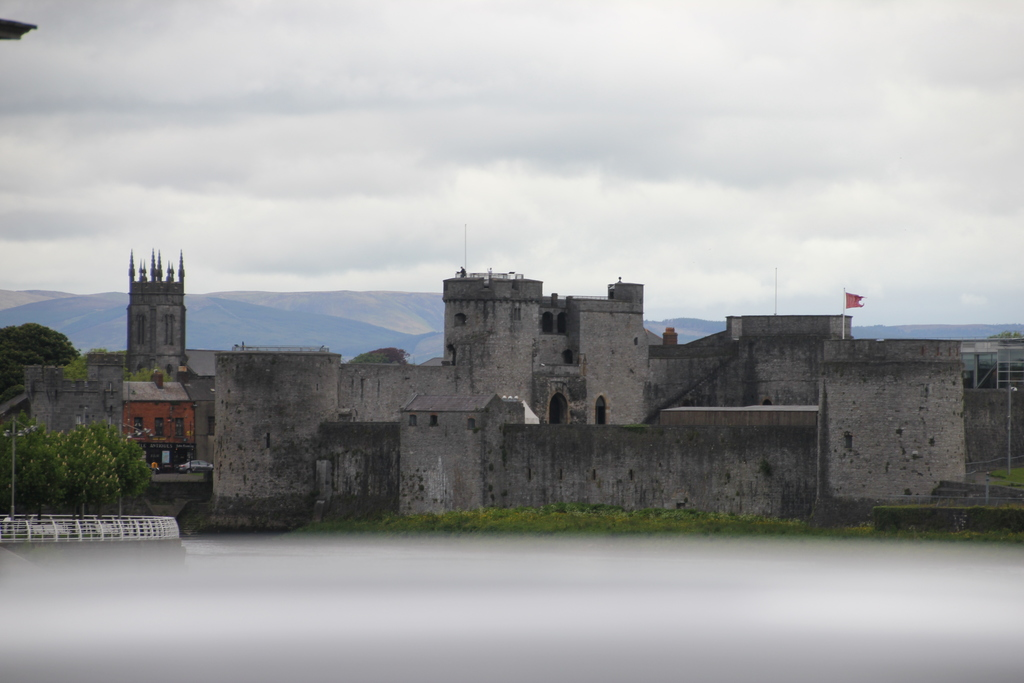 King John Castle Limerick