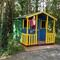 Play house in Birdhill Park.