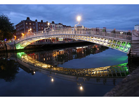Dublin City-  easily accessible from Maynooth