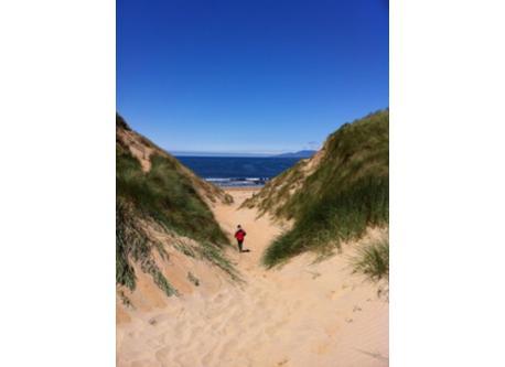 Beach 30 minutes away
