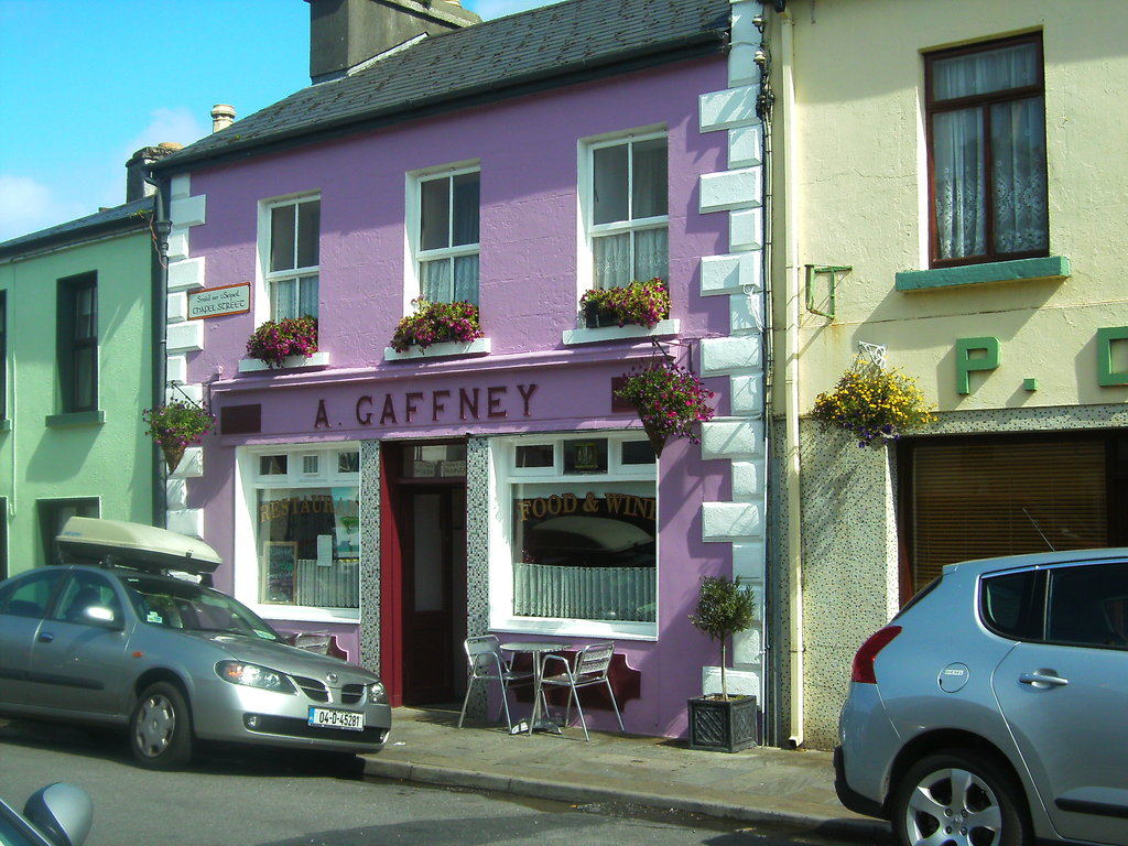 Gaffney's Restaurant, Louisburgh