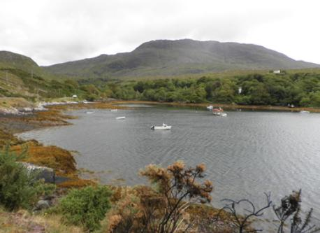 Near Tully, Connemara