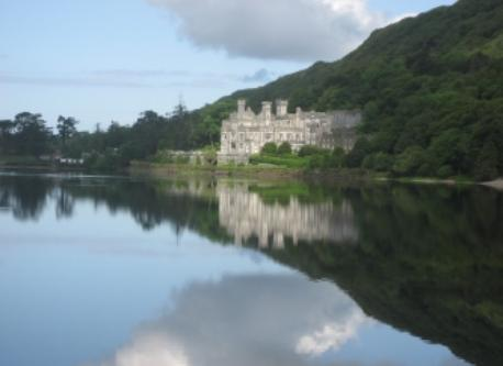 Kylemore Abbey, Connemara.