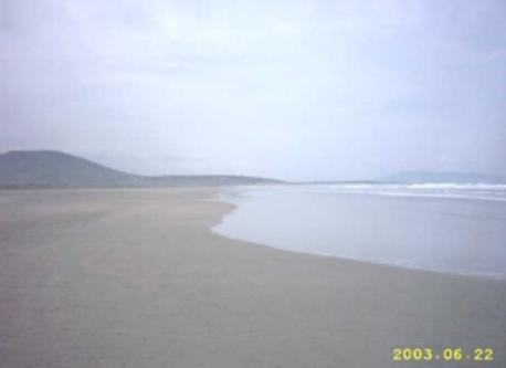 Carrowniskey strand (one of the many beaches near Louisburgh)