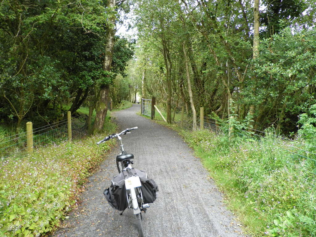 The 'Greenway' cycling and walking trail greenway.ie