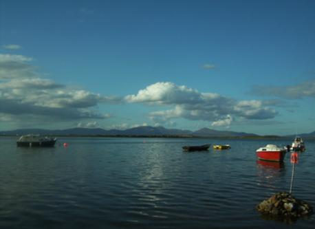 A still day on Clew Bay
