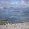 Clew Bay from summit of Croagh Patrick